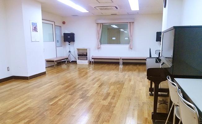 横浜市にあるレンタルスペース・レンタルスタジオ横浜青年館